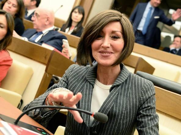 Forza italia bernini capogruppo in senato for Senatori di forza italia