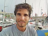 Luca, il bolognese che attraverserà l'oceano in barca a vela