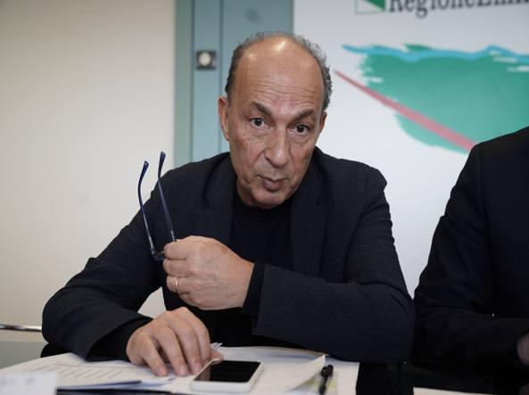 L'assessore regionale alla Sanità Sergio Venturi